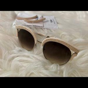 JIMMY CHOO 53mm Sunglasses 💎💎💎